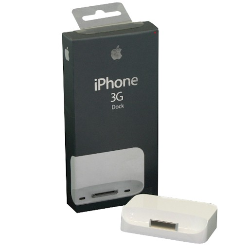 Original Apple MB484G/A iPhone 3G 3GS Dockingstation Ladestation Dock