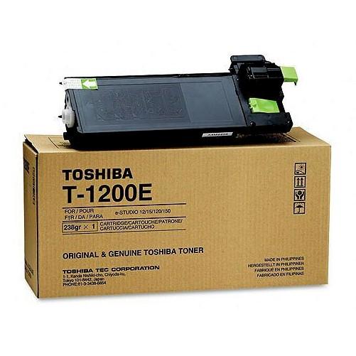 Toshiba Original Toner T-1200E für Drucker e-Studio 120, e-Studio 150, e-Studio 162