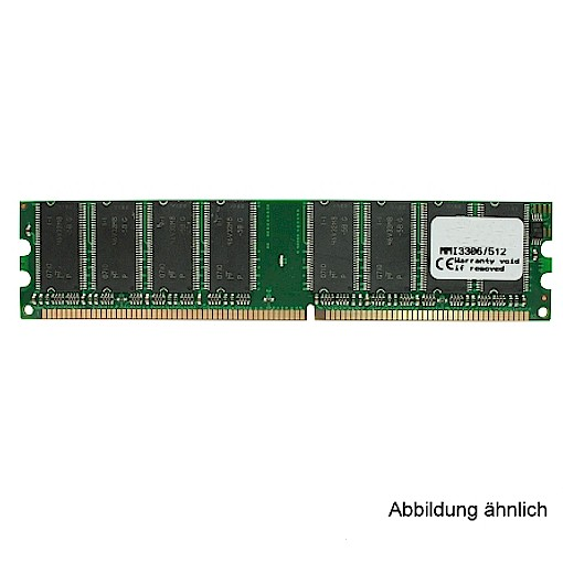Kingston 1GB RAM PC Speicher PC3200 DDR-400 / DIMM 184-pol.