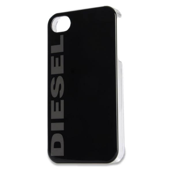 Diesel Meteorite Snap Case Schwarz Schutzhülle Cover für Smartphone