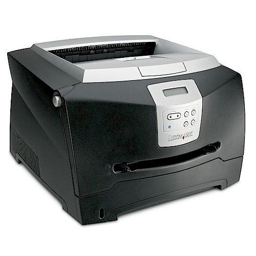 Lexmark Drucker E342N Netzwerk Laserdrucker gebraucht unter 40.000 Seiten gedruckt