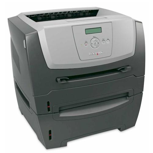 Lexmark Drucker E352DTN Laserdrucker gebraucht