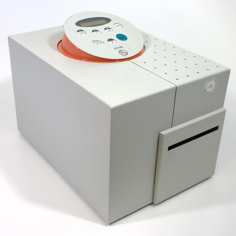 F+D Drucker ECO 200 Etikettendrucker Thermodrucker Transferdrucker Thermo