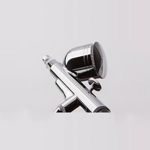 Airbrush Pistole Double-Action BD-130K Komplett Set Spritzpistole Lackierpistole