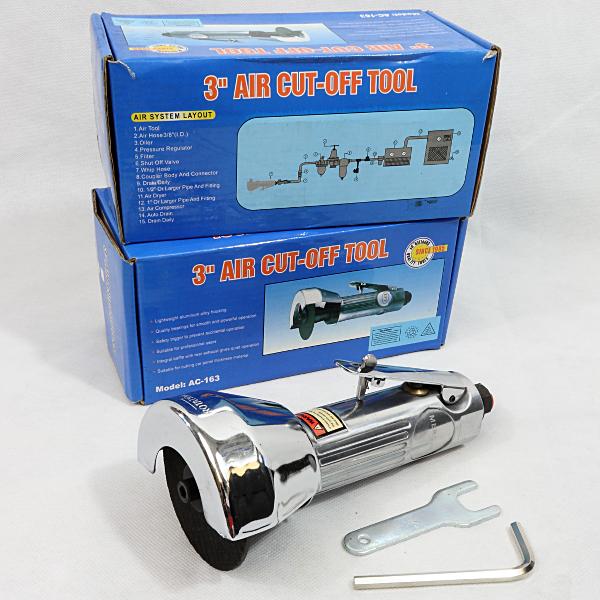 Druckluft Schleifer AT-6027  Trennschleifer Schnellschleifer Flex / 0696007710549