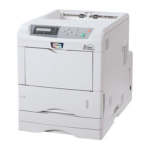 Kyocera Drucker FS-C5025DN Color Laserdrucker gebraucht 13420 Seiten