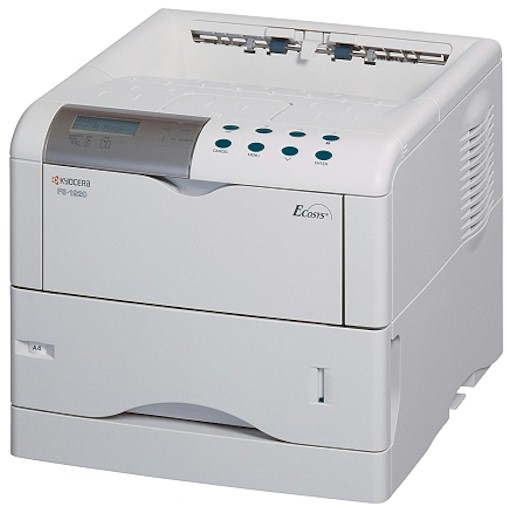Kyocera Drucker FS-1920N Laserdrucker mit Netzwerk gebraucht