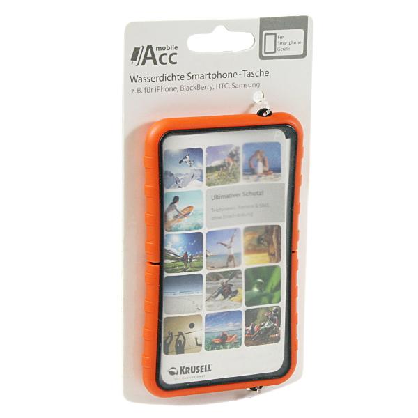 KRUSELL SEaLABox , wasserdichte Handy-Tasche für Smartphone