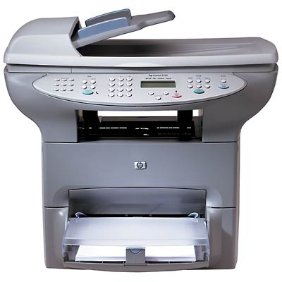 HP Laserjet 3380 Multifunktionsgerät  Laserdrucker Kopierer Scanner Fax gebraucht