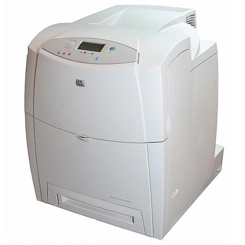 HP Drucker Laserjet 4600N Laserdrucker Color gebraucht 126417 Seiten