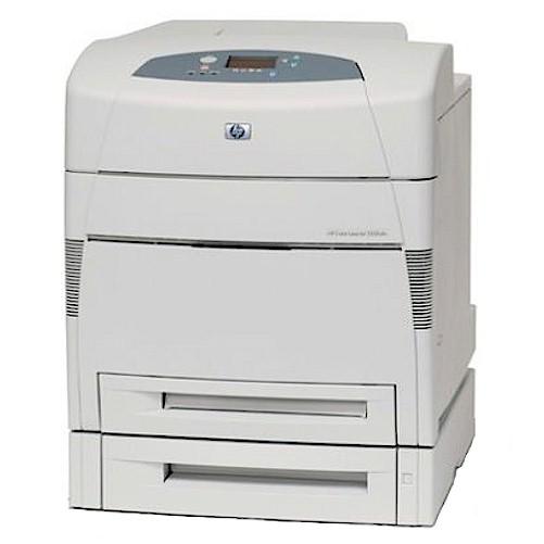HP 5550 DTN Drucker DIN A3 Laserjet Color gebraucht 68701