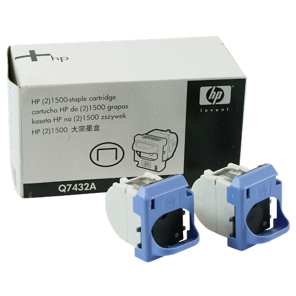 HP Drucker Heftklammern Q7432A 2x1500 für M2727nf M3035xs M575f