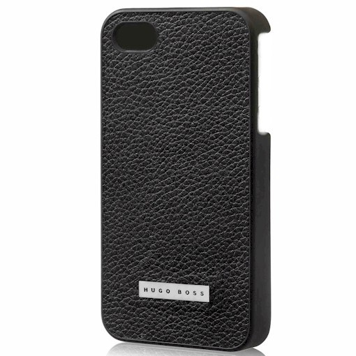 Hugo Boss Cosine iPhone 4 / 4S Schutzhülle Handytasche Cover Apple Smartphone Schutzhülle