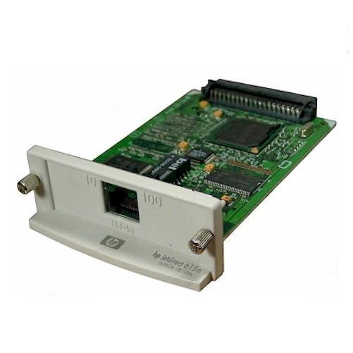 HP Jetdirect 615N J6057A Drucker EIO Netzwerkkarte Printserver gebraucht