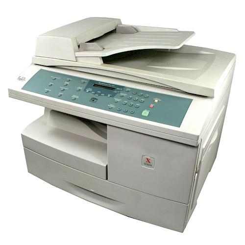 B-Ware Xerox Drucker WorkCentre Pro 412   /  21176   Seiten / Laserdrucker Multifunktionsdrucker