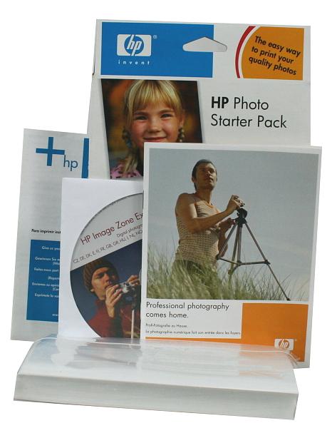 HP Premium Fotopapier 60 Blatt - Papier 10x15cm 240g/m Glossy A6
