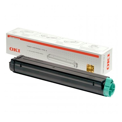 OKI Original Toner Type 9
