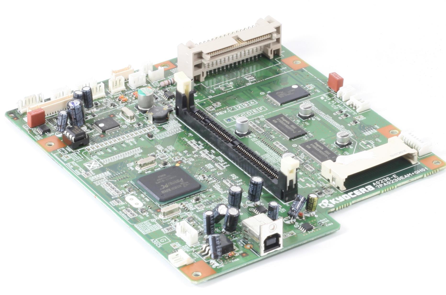 Kyocera Formatter 2HS94090 Board für FS-1300D FS-1300DN gebraucht