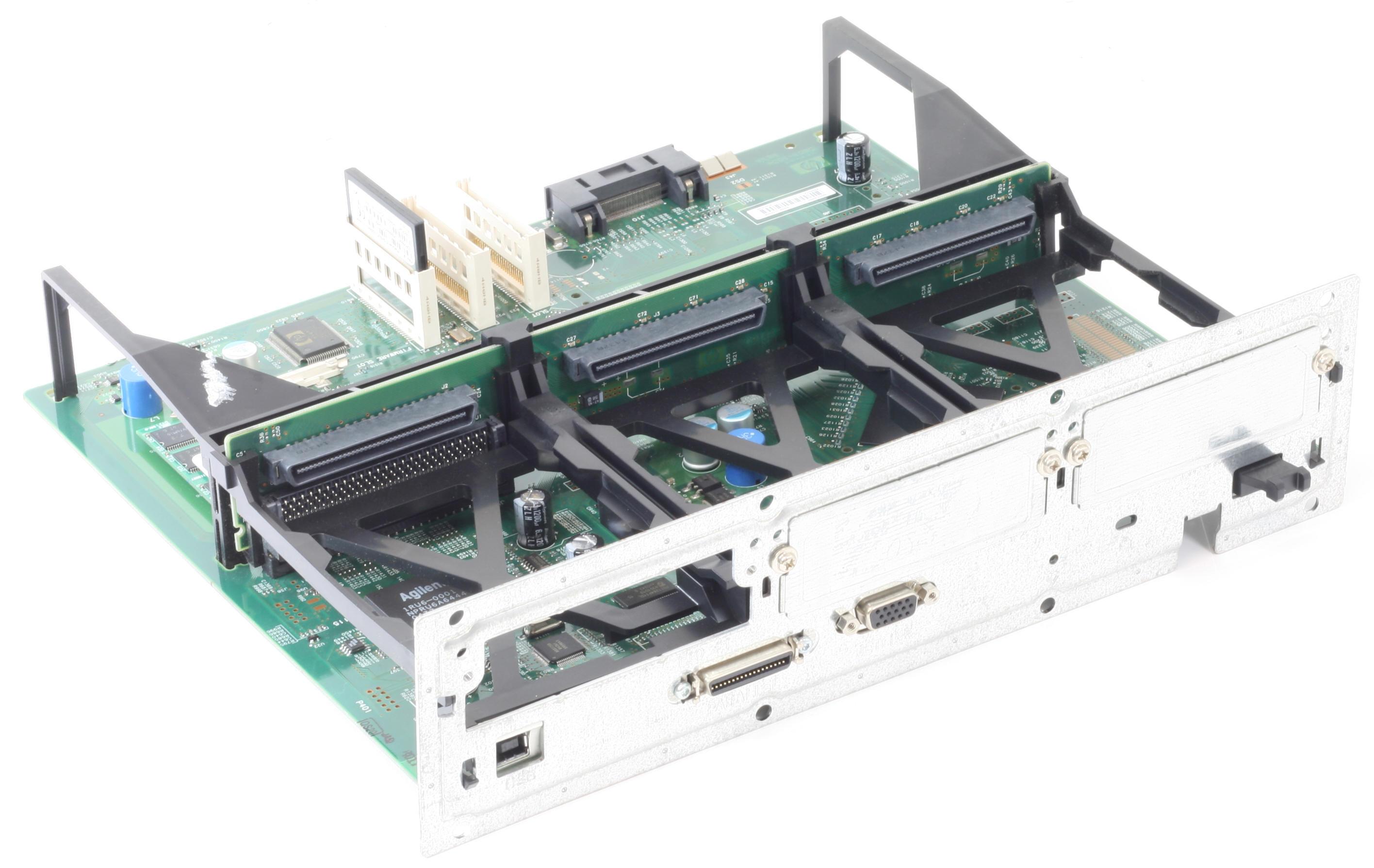 HP Formatter C5935 - 60002 Board für Laserjet 5550 5550N 5550DN gebraucht