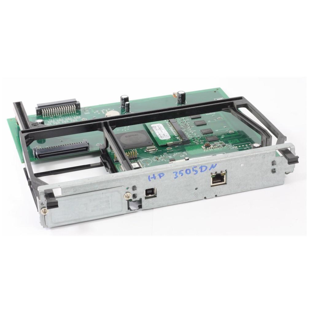 HP Formatter CB446 - 60001 Board für Laserjet CP3505 CP3505DN gebraucht
