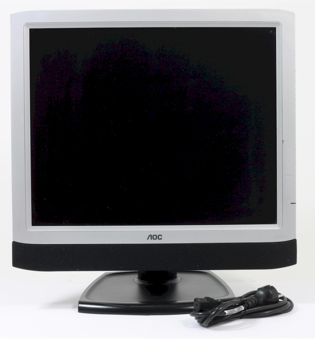 aoc lm929 bildschirm 19 zoll monitor 48 3 cm lcd. Black Bedroom Furniture Sets. Home Design Ideas