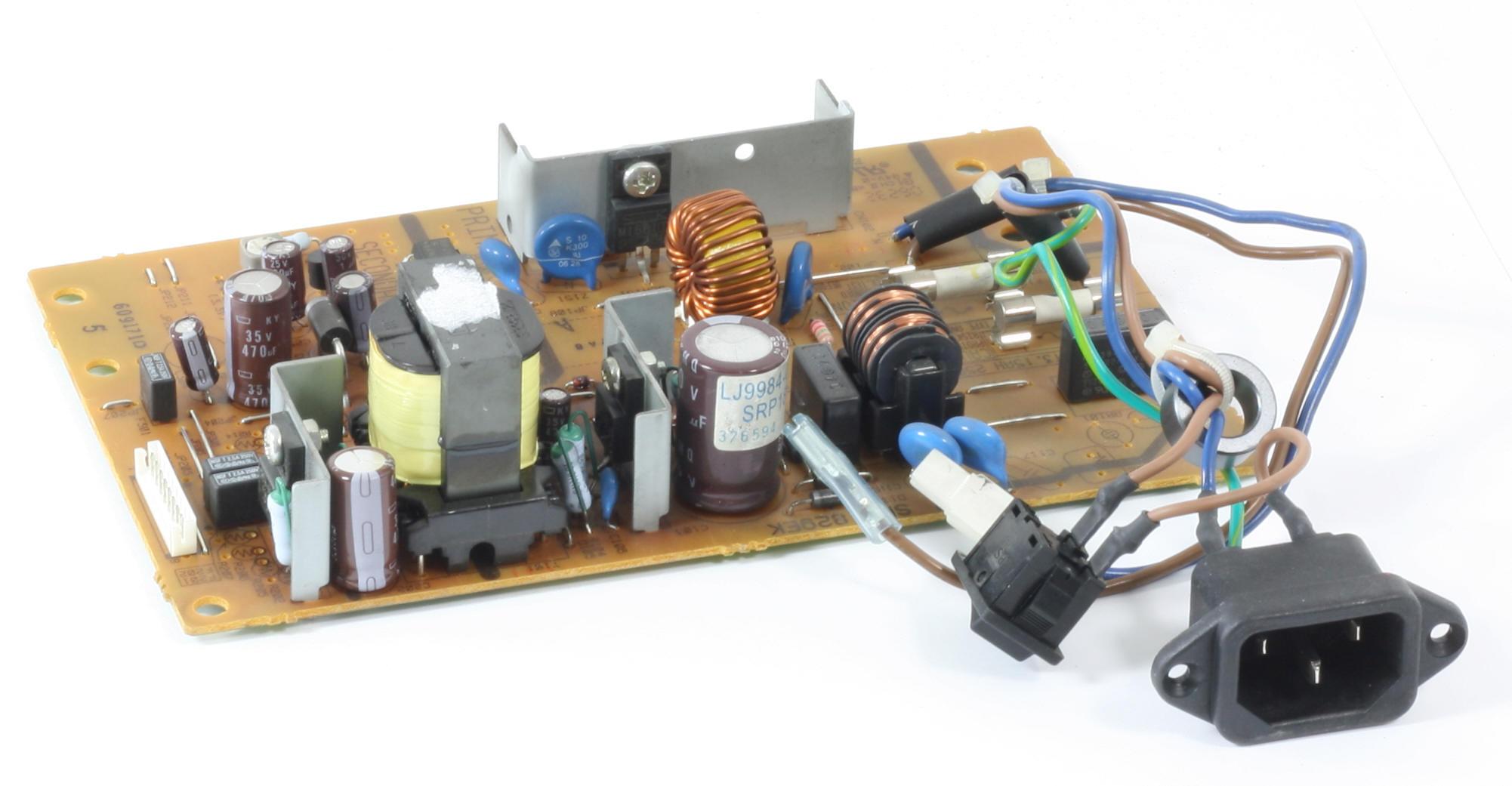 Brother Netzteil LV0739001 POWER SUPPLY HL-5240 HL5250DN HL-5280DW gebraucht