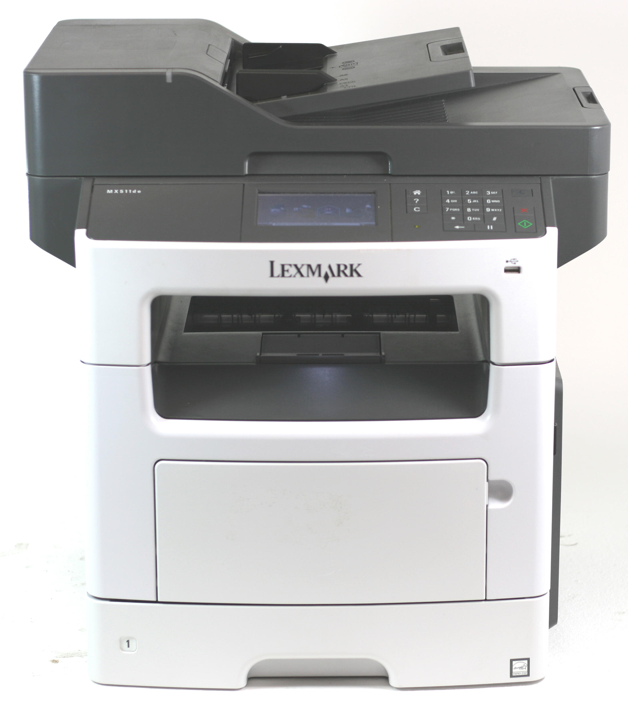 Lexmark Drucker MX511de Multifunktionsgerät  Kopierer Scanner Fax gebraucht