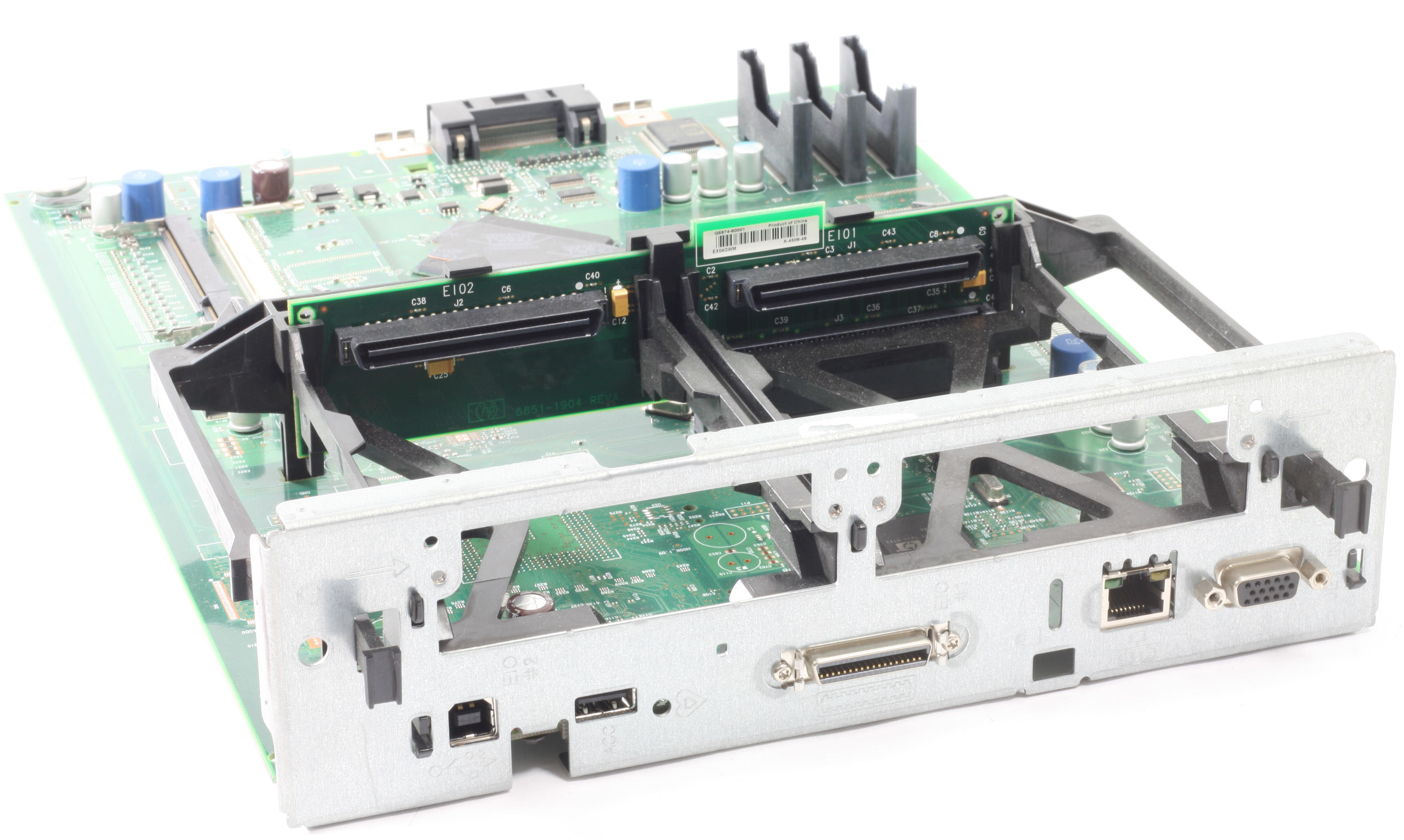 HP Formatter Q5979 - 60004 Board für Laserjet 4700N 4700DN 4700DTN gebraucht