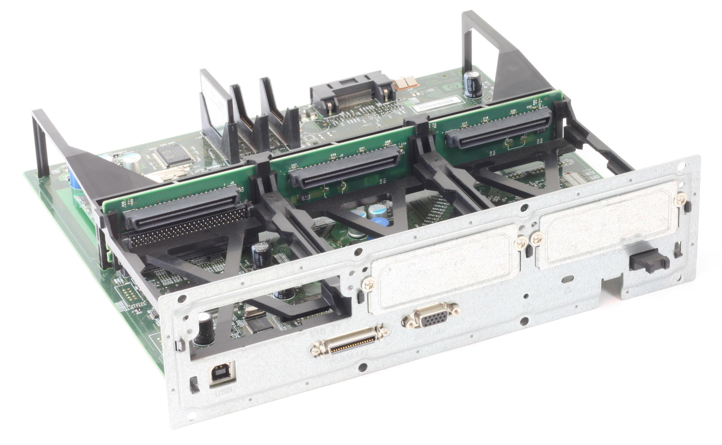 HP Formatter Q7508 - 60002 Board für Laserjet 5550 5550N 5550DN gebraucht