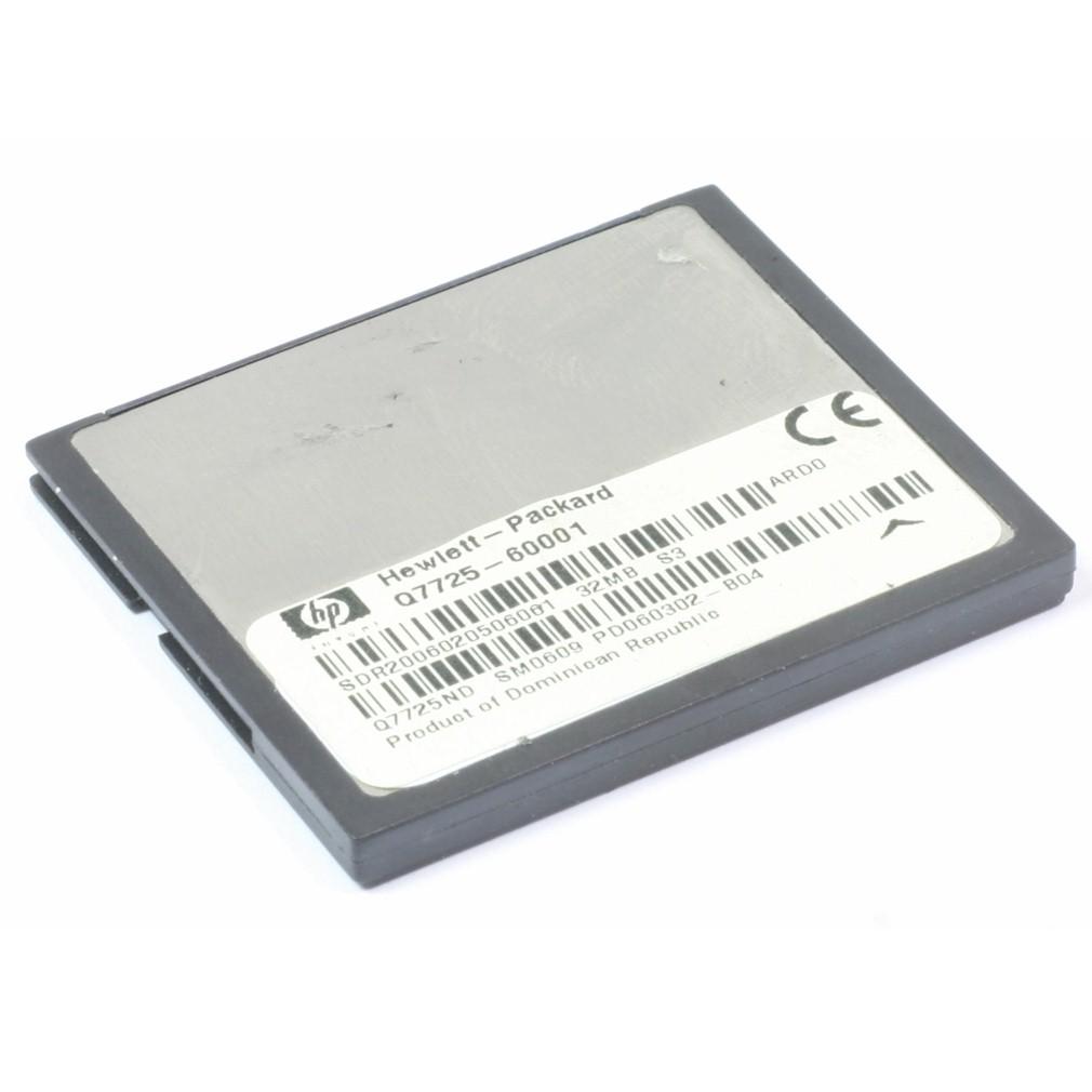 HP Firmware Q7725 - 60001 Flash Memory 32MB Laserjet 4700 4700N 4700DN gebraucht