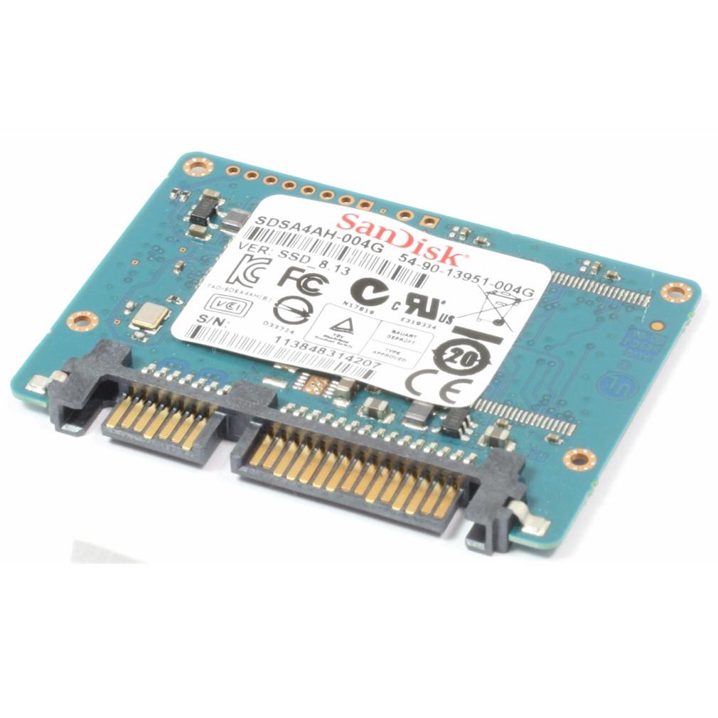 HP Druckerspeicher SDSA4AH-004G Speicher 4GB SSD Laserjet M601 M602 M603 gebraucht
