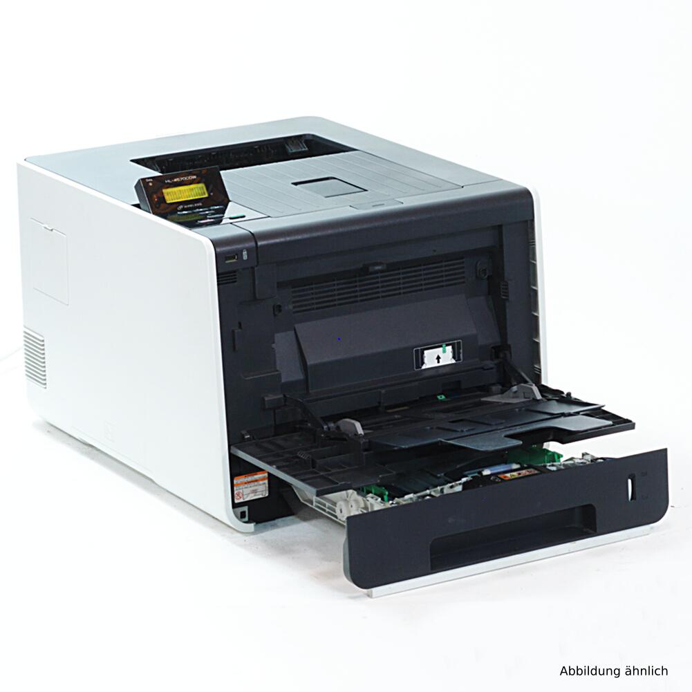 Brother HL-4570CDW Drucker WLAN WiFi Farblaserdrucker gebraucht 44590