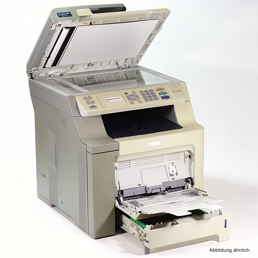 Brother Color Drucker DCP-9040CN /  5970 seiten