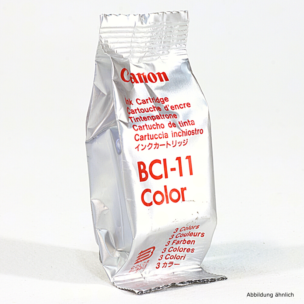 Canon Original Druckerpatrone BCI-11 Color Drucker BJC-80 BJC-55 BJC-70 BJC-85
