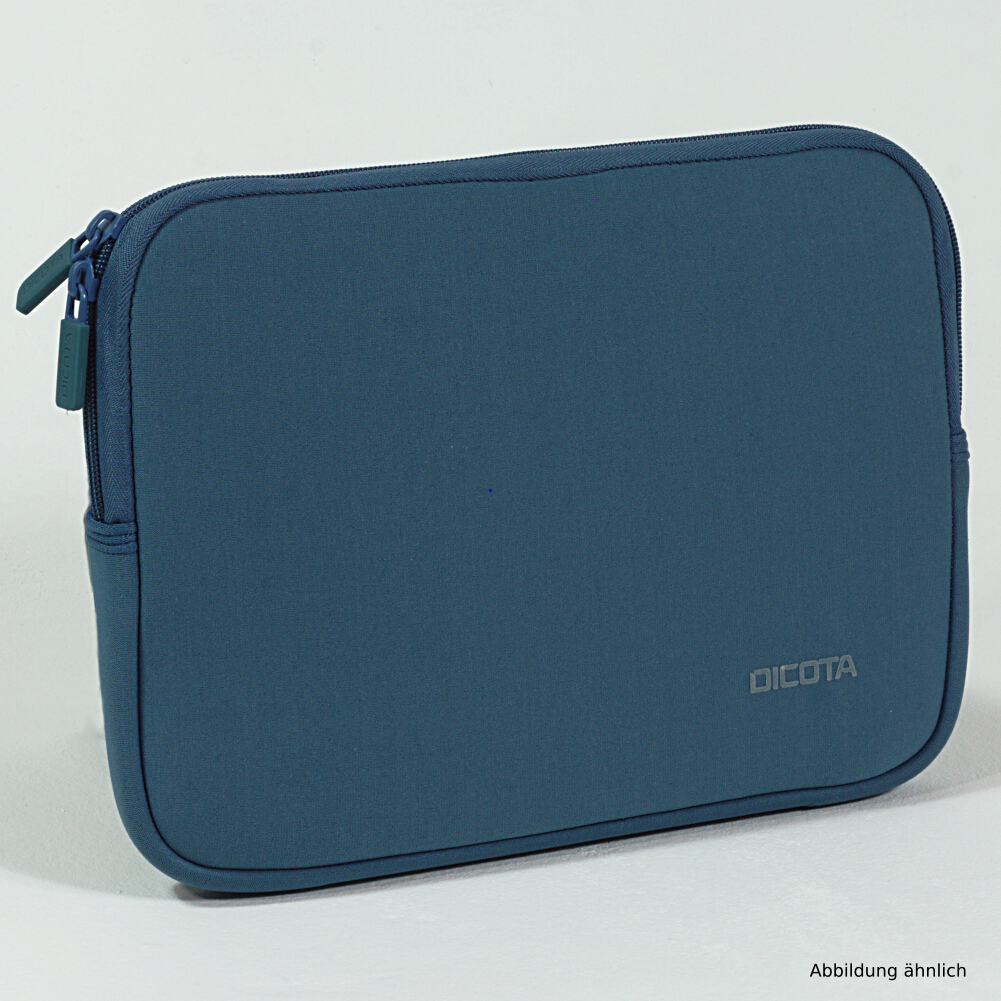 Dicota Notebooktasche PerfectSkin 10-11.6 Zoll Tasche Blau 30037 für Notebooks iPad