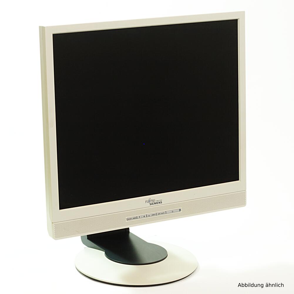 "Fujitsu Siemens 19 Zoll Monitor B19-2 Ci  LCD Display 19""Zoll TFT gebraucht"