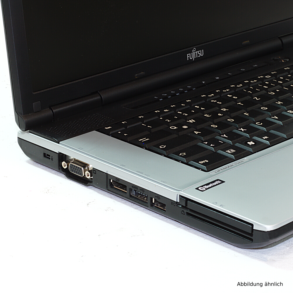 Fujitsu Lifebook E752 - Notebook Core i3  Core i3 3110M - 2,4GHz 320GB 2GB RAM