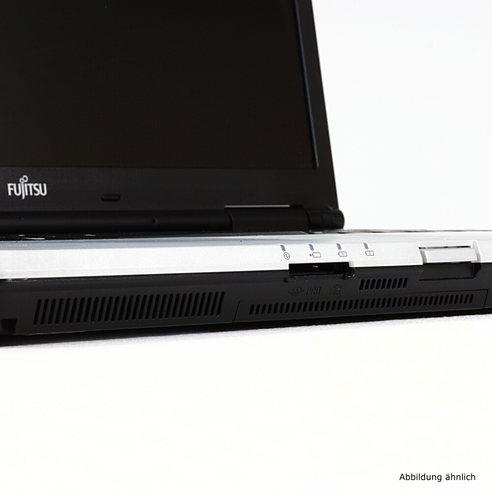 Fujitsu Lifebook E780 - Notebook Core i3  Core i3 370M - 2x 2,4GHz 160GB 4GB RAM