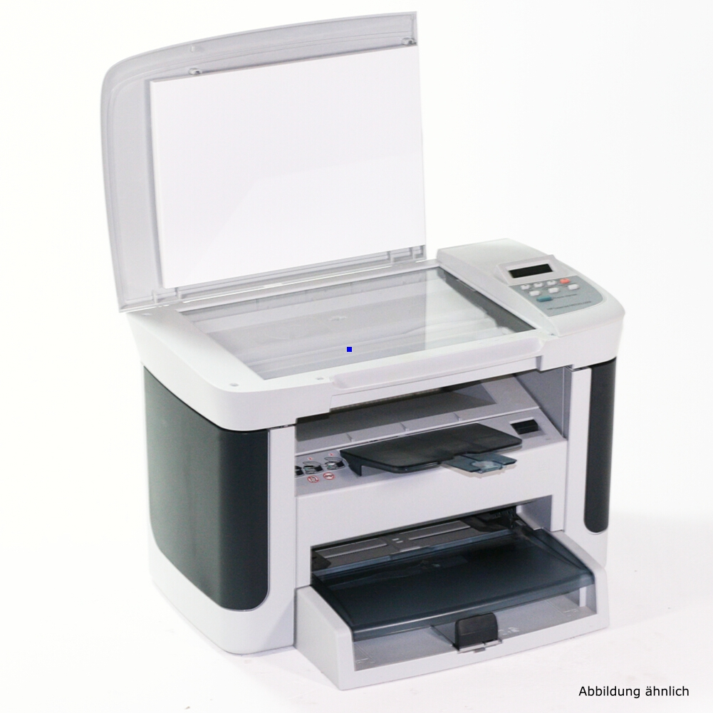 hp drucker laserjet m1120 laserdrucker kopierer scanner 9250 seiten gedruckt. Black Bedroom Furniture Sets. Home Design Ideas