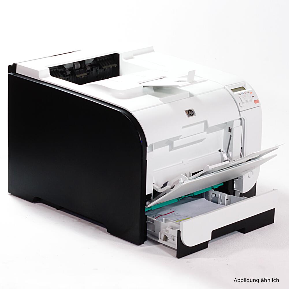 HP LaserJet Pro 400 M451nw Drucker Laserdrucker gebraucht unter 10.000 Seiten