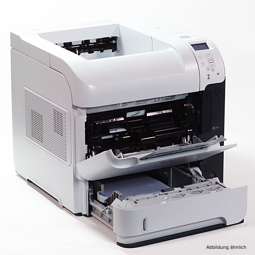 HP Drucker 600 M601n Laserjet Enterprise Netzwerk Laserdrucker gebraucht nicht zutreffend