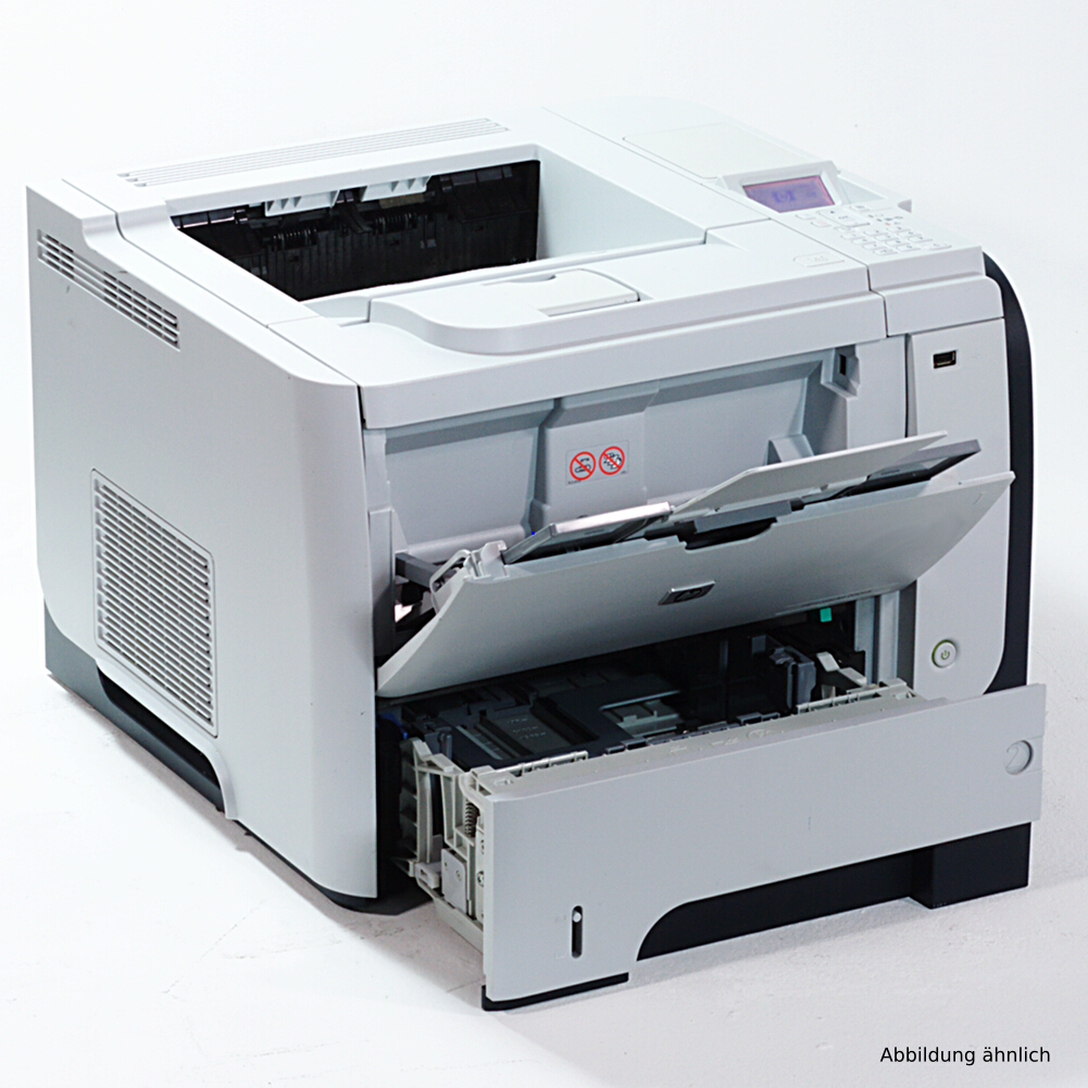 HP Drucker P3015DN Laserjet Duplex Netzwerk Laserdrucker gebraucht nicht zutreffend