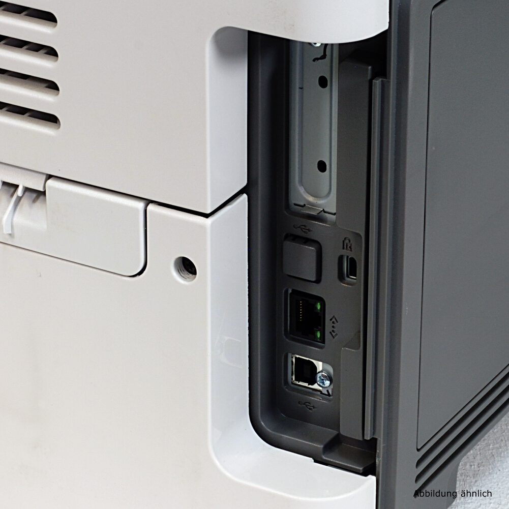 Lexmark T650N Laserdrucker Netzwerk Drucker gebraucht