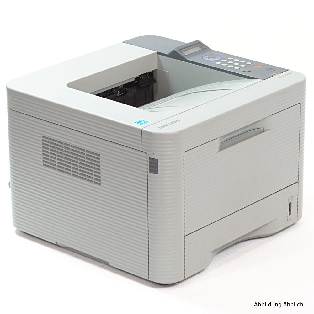 Samsung ML- 3750ND Drucker Netzwerk Laserdrucker gebraucht