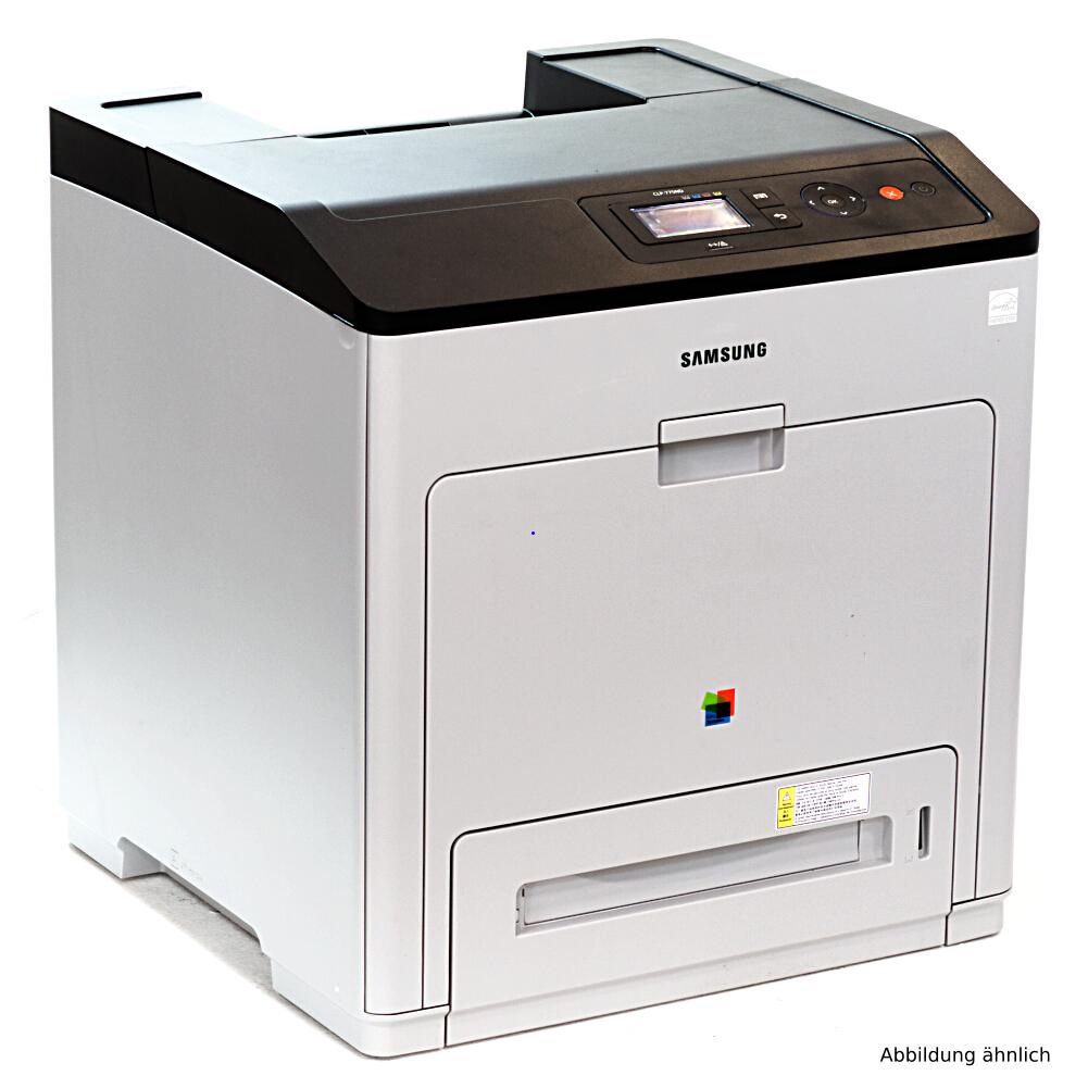 Samsung CLP-775ND / ELS Drucker Color Netzwerk Duplex Laserdrucker 29720 Seiten