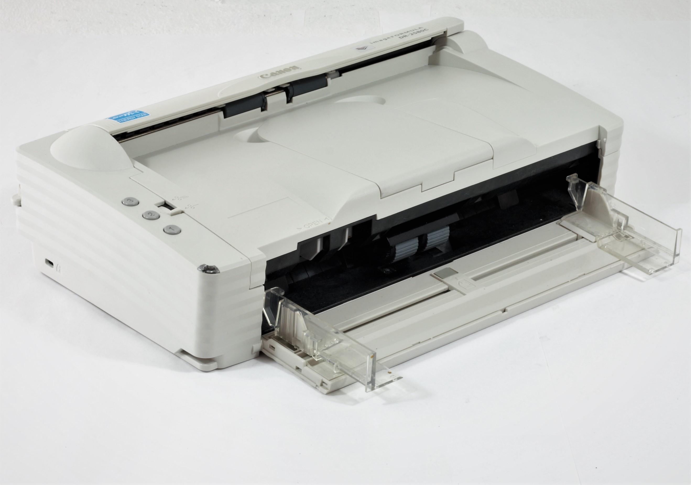 Canon DR-2580C Scanner Dokumentenscanner Duplex Farbscanner gebraucht