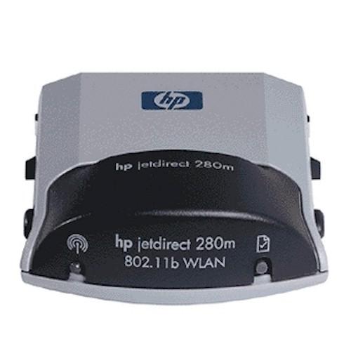 HP Jetdirect 280m Netzwerk LIO Printserver J6044A für Laserjet gebraucht