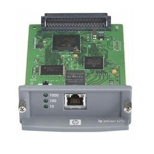 HP Jetdirect 625N J7960G Drucker EIO Netzwerkkarte Printserver gebraucht