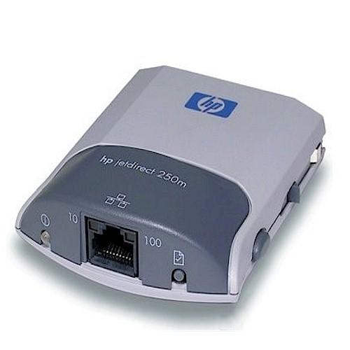 HP Jetdirect 250m Netzwerk LIO Printserver J6042B für Laserjet gebraucht