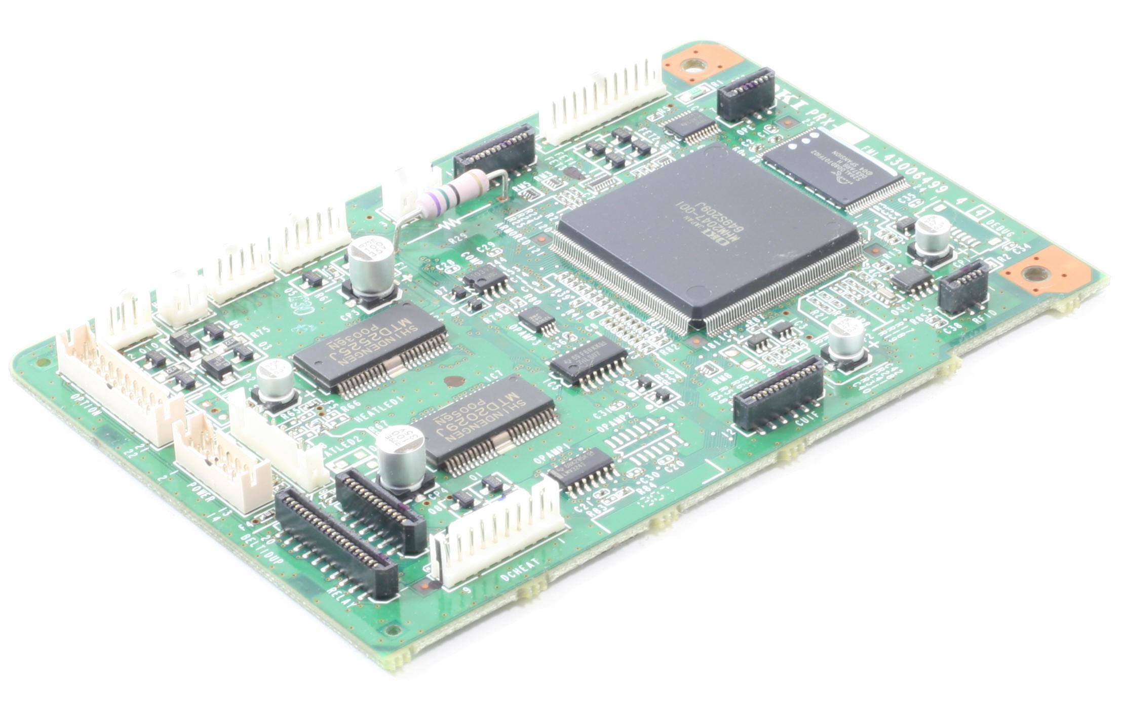 OKI Controller 43006499 Board für C5950 C5950N C5950DN  gebraucht